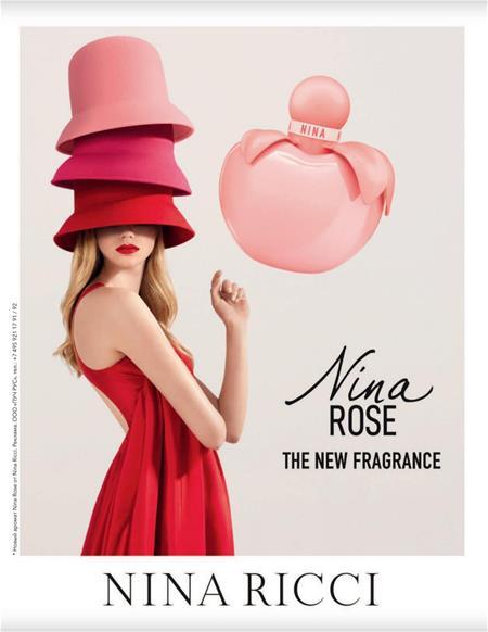 NINA RICCI Nina ROSE