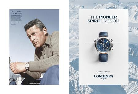 LONGINES SPIRIT COLLECTION
