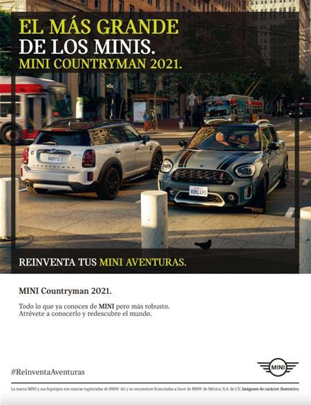 MINI Countryman 2021